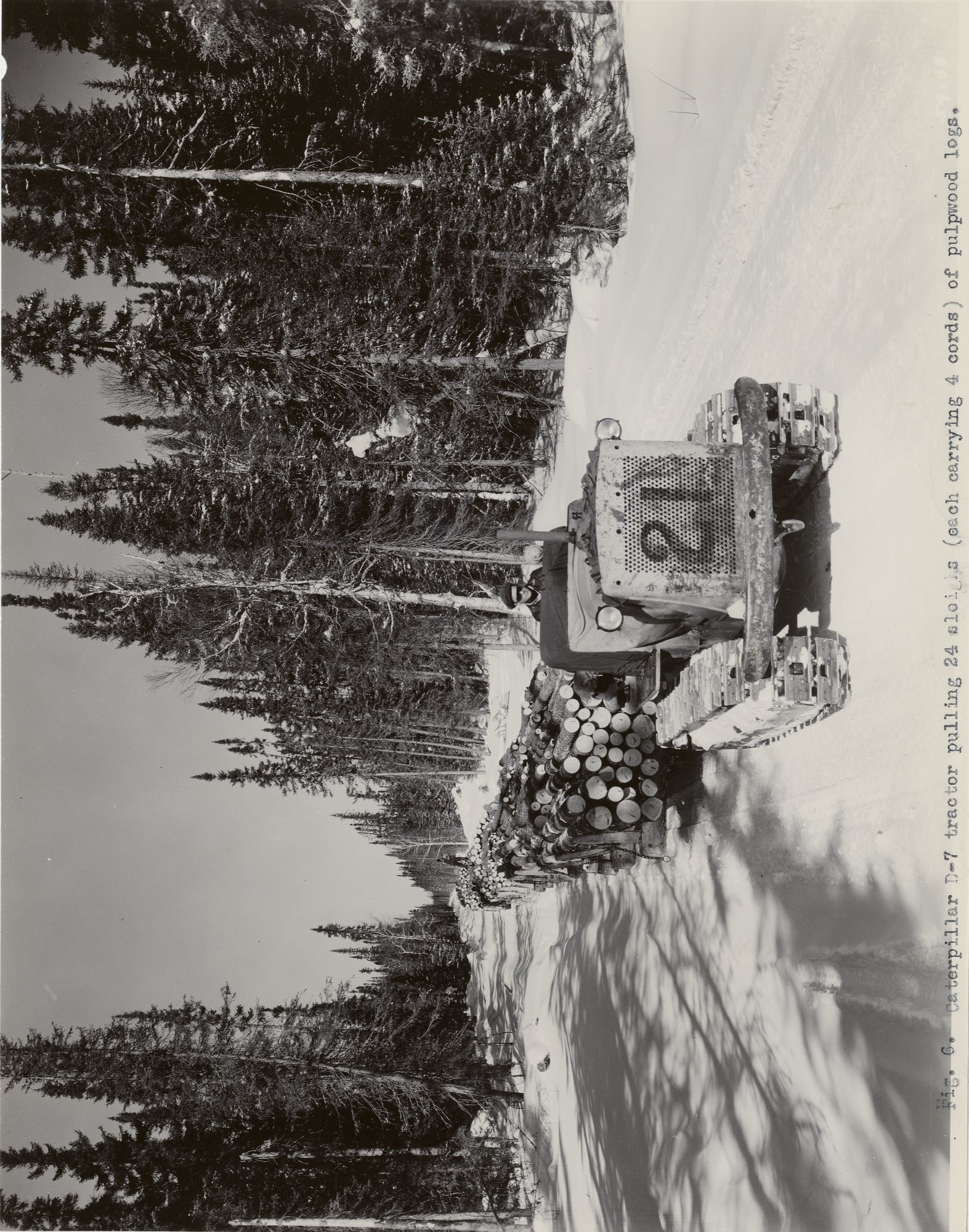 Tractor Type Transportation Units For Arctic Operation Encyclopedia